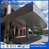 Megabond Quality Guarantee aluminium composite roof ceiling panels
