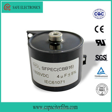 welding inverter specialized blocking capacitor