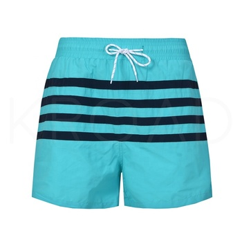 Latest 4 way stretch board shorts swim shorts custom