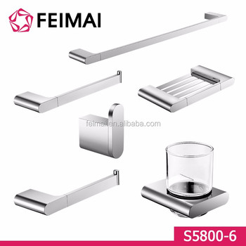 Brass Bathroom Accessories Set Bathroom Fitting Sanitary Ware S5800
