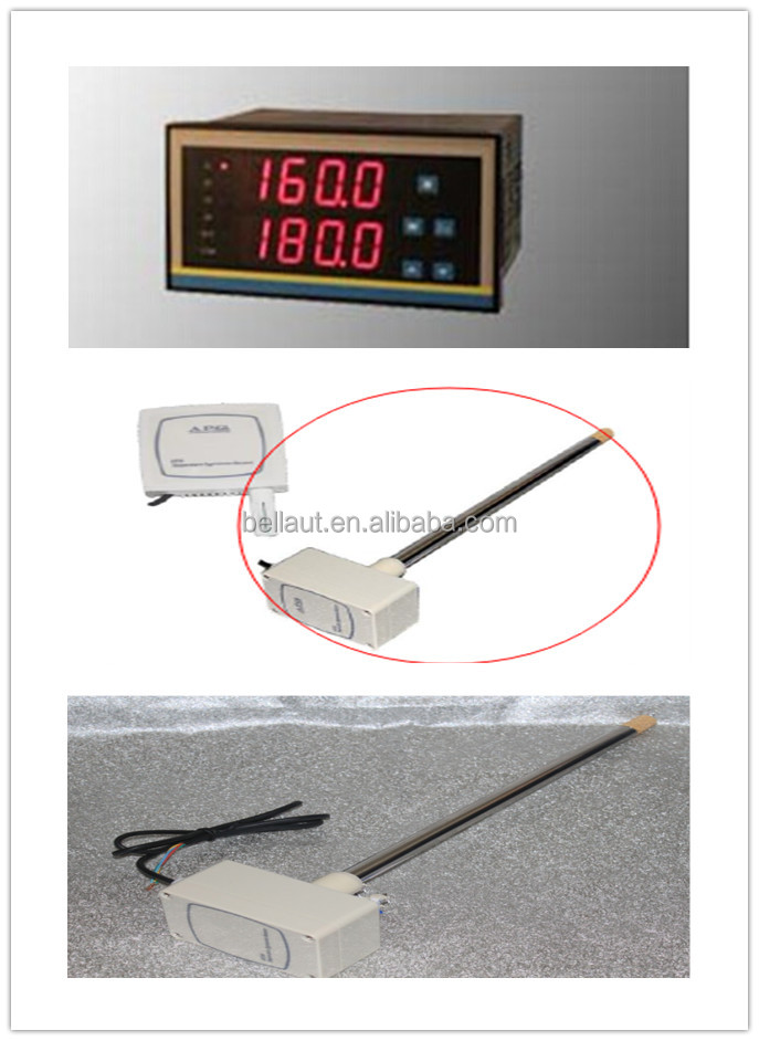 BS430 -40- 125 centigrade temperature and 0-100% RH humidity control sensor