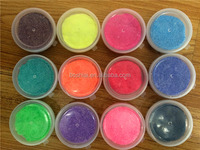 6 Colors Non Dry Snow Putty For Kids Fun DIY Foam Putty
