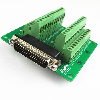 DB44 d-sub db-44 weiblichen dr44-m2 adapter 44 pin Signale terminal Breakout-Board 2 row