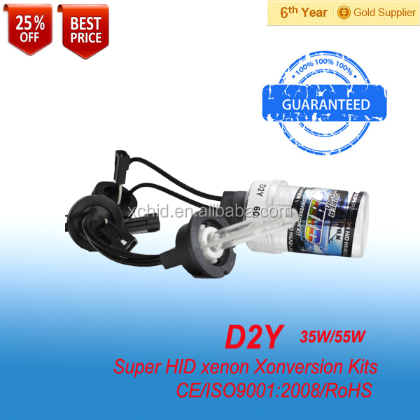 55w D2Y HID lamp/ ballast test report &professional manufacturer