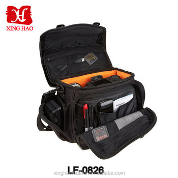 Utile Orange interio DSLR Gadget Sac étanche appareil photo dslr 2018
