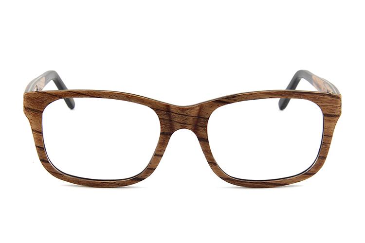 alibaba trend spectacle frames china prescription zebra wood frame glasses - Wood Frames Glasses