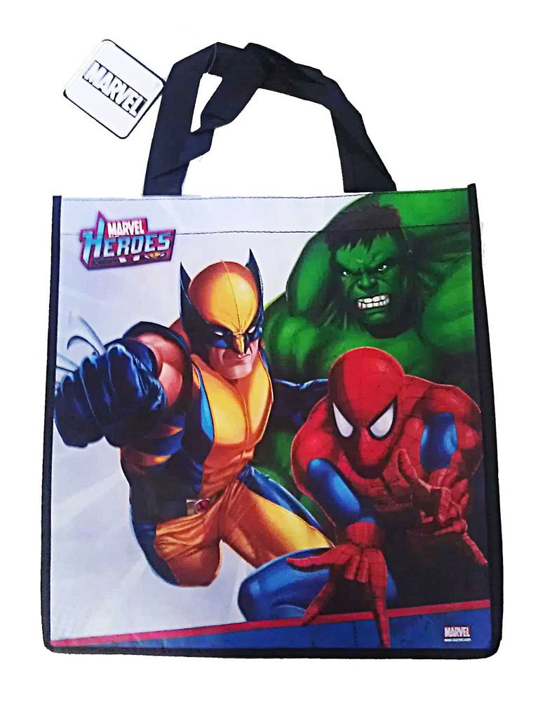 Marvel Heroes Spiderman Tote Bag