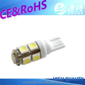 Super Bright T5 T10 Ba9s Led Wedge Bulbs