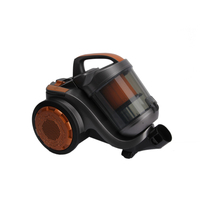 Power Hardwood and Floor Bagged Canister Vacuum Cleaner High Suction Power Electric HEPA Vacuum Cleaner