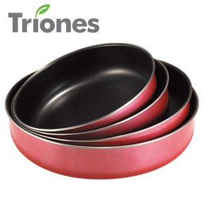 Carbon Steel Non-stick Roast Pan Set(TR-RR04)