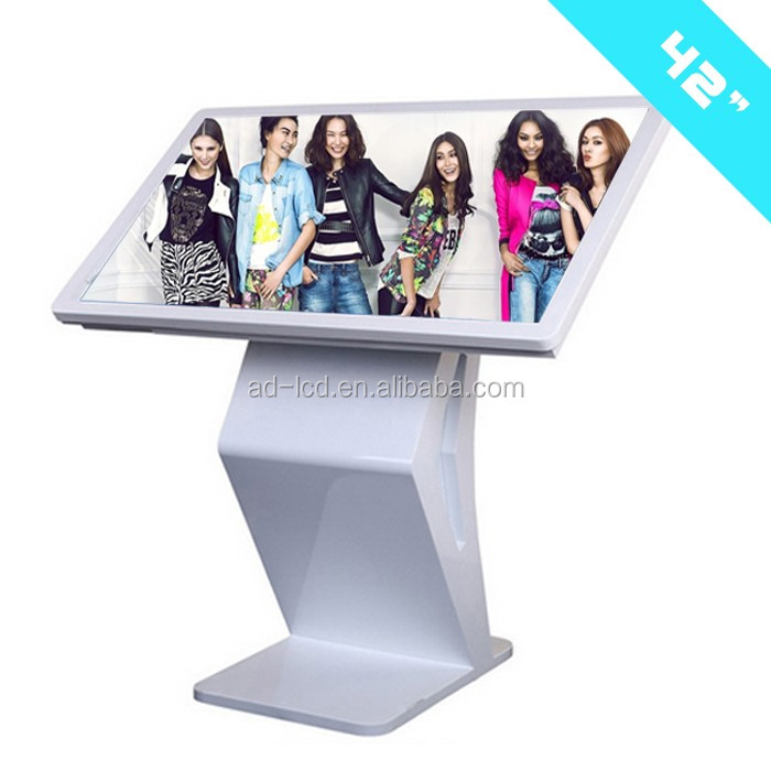 "42"" all in one pc multi-touch screen kiosk for Karaoke usage"
