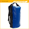 tarpaulin waterproof dry bag with your custom logo for swimming drifting
