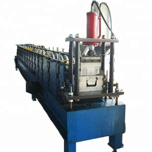 Downpipe Machine Drawing metal pipe forming machine
