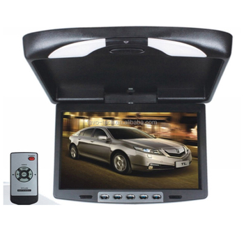 12 Inch Vehicle roof mounted monitor