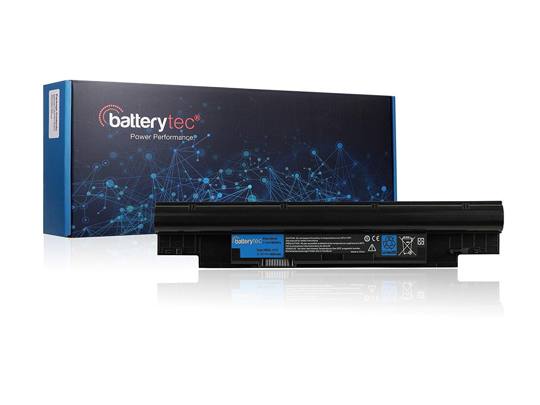 Batterytec® Laptop battery for Dell Inspiron 13Z/N311z. DELL Inspiron 14Z/N411z, DELL Vostro V131 V131D V131R, 268X5 312-1257 312-1258 H2XW1 JD41Y N2DN5. [11.1V 4400mAh, 1 Year Warranty]