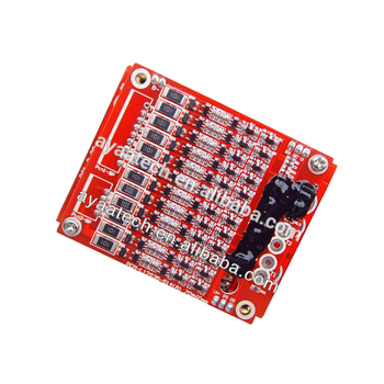 PCM For 12S Li-ion/Li-polymer/LiFePO4 Battery Pack