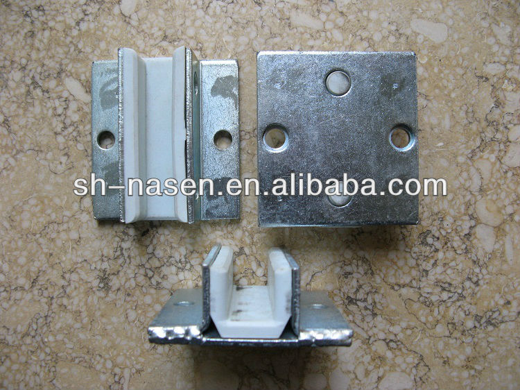 KONE Elevator Counterweight Guide Shoe 80*16 or 80*10