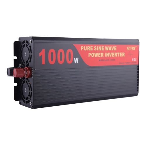 1000W <strong>DC</strong> 24V to AC 220V Pure Sine Wave Car Power Inverter with Universal Power Socket