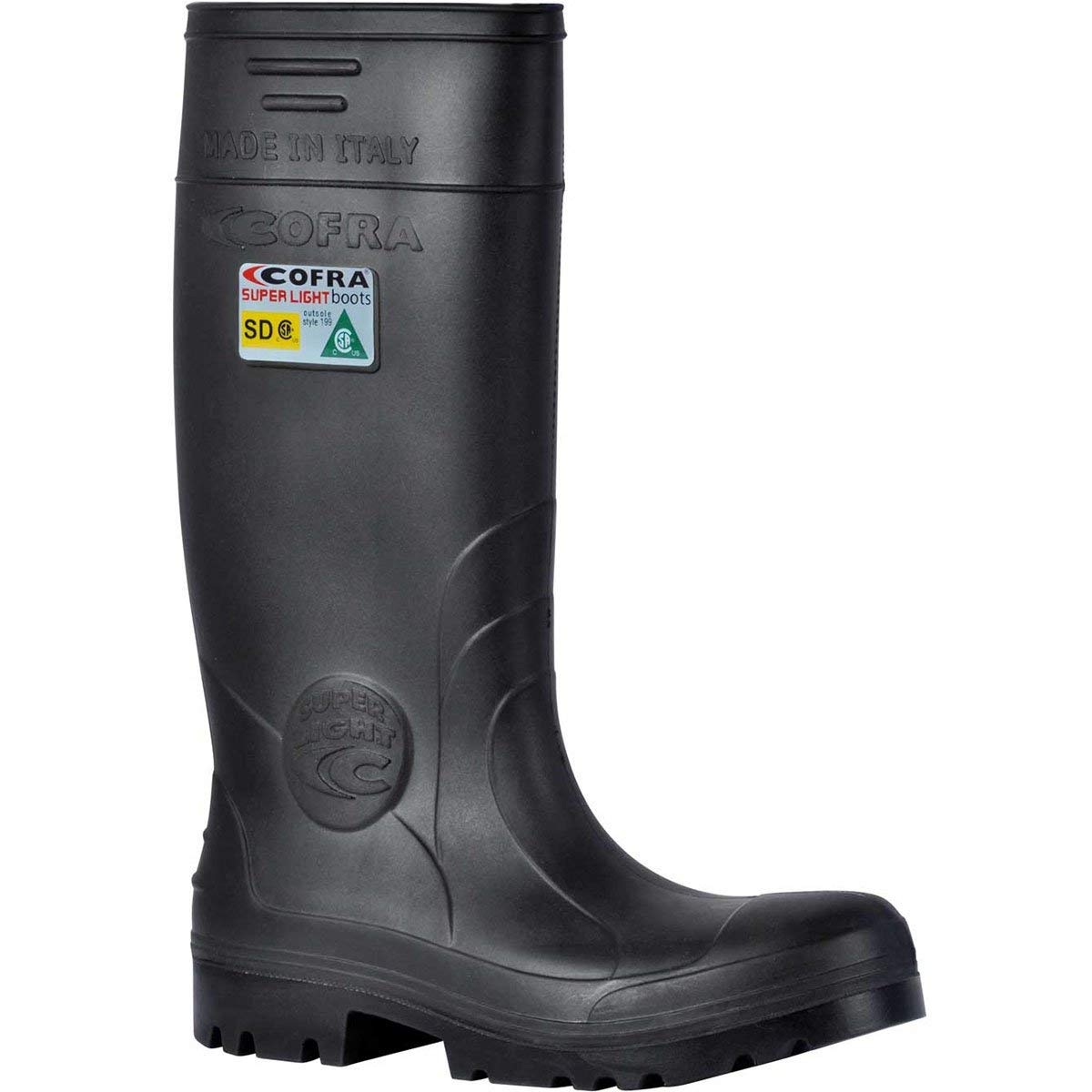 5 Cofra 76401-CU1.W05 Itaca SD Black Safety Shoes