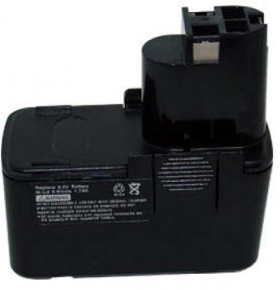 PowerSmart 9.6V 2000mAh Ni-Cd battery for BOSCH 2 607 335 035, 2 607 335 037, 2 607 335 072, 2 607 335 089, 2 607 335 109, 2 607 335 118