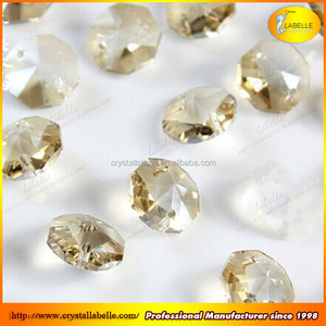 26MM 18MM 16MM 14MM Octagon Crystal Beads Manufacturer