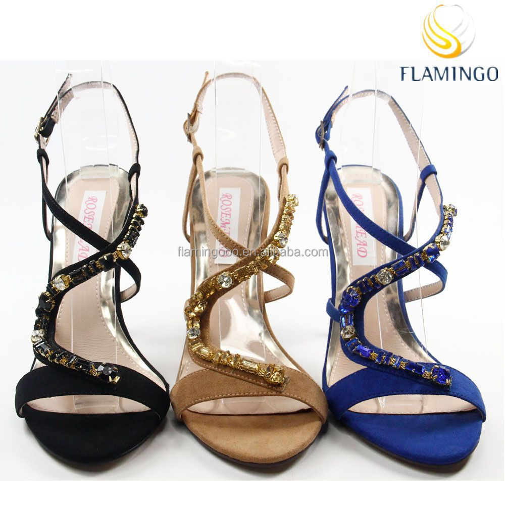 Flamingo 2015 Latest Odm/ Oem Fashion Design Ladies High Heel ...