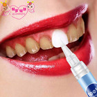English Packing Hot Creative Effective Teeth Whitening Pen tooth Gel Whitener Bleach Stain Eraser Sexy Celebrity Teeth Care