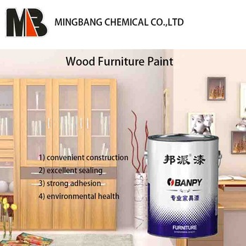 Cherry Wood Furniture Paint Matt Gloss Varnish Pu Nc Pe Primer Sealer Color Spray Polyurethane Solid
