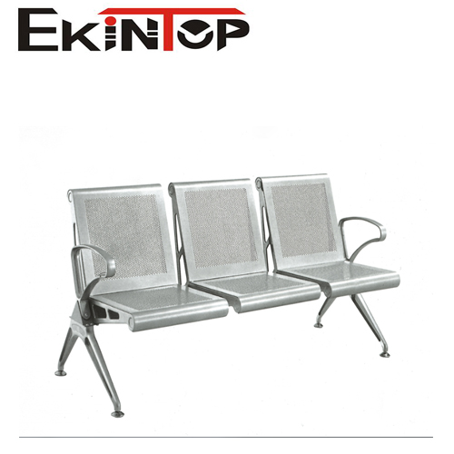 Airport 3 seats lounge waiting chairs hospital waiting lounges chair