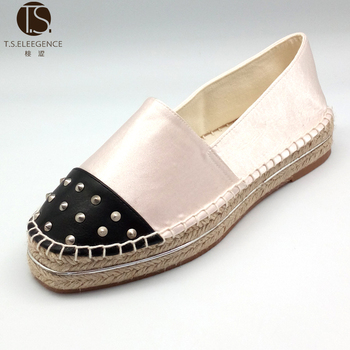 uk cheap sale best service utterly stylish Womens Chaussure Espadrille Flats Cheap Ladies Espadrilles Classic Sole  Jute Jinjiang - Buy Chaussure Espadrille,Womens Espadrille,Espadrille Flats  ...