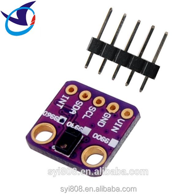 GY-BME280 SPI I2C 1 8-5V BME280 Digital Sensor Temperature Humidity  Barometric Pressure Sensor Module