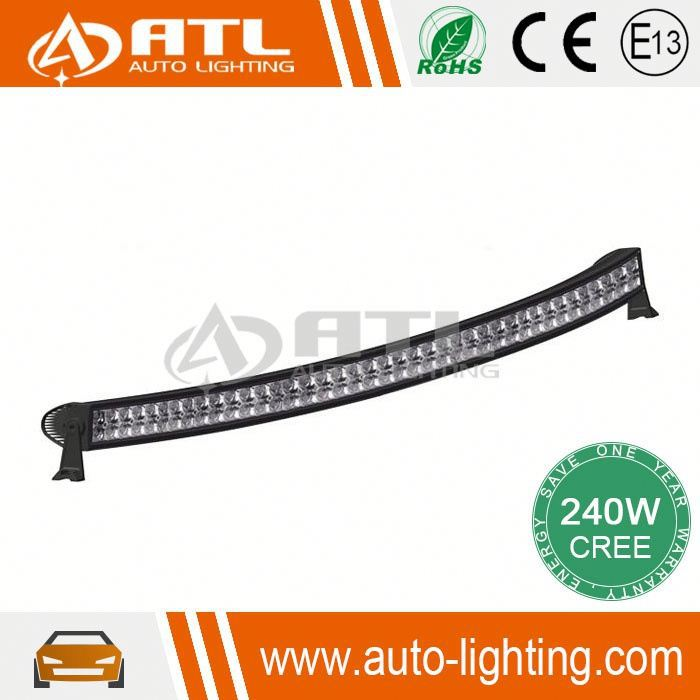 Upper Quality Replacement Wholesale Price For Atv Led Lighting Aluminun Round Bar Ewerly Showcase