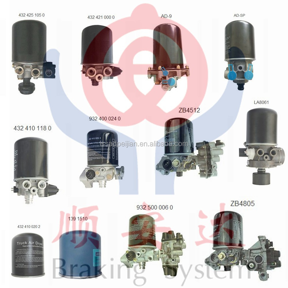 wabco air dryer,la6700,la8229,la8130,la8222,zb4578for volvowabco air dryer,la6700,la8229,la8130, la8222,zb4578for volvo,man,renault,daf