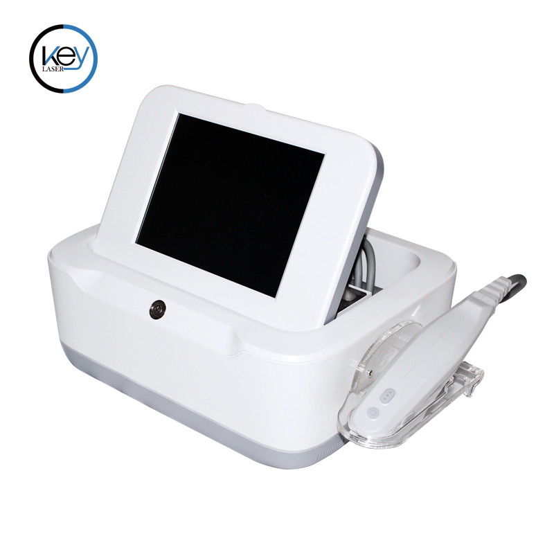 E High quality HIFU skin care machine remove wrinkles marionette lines