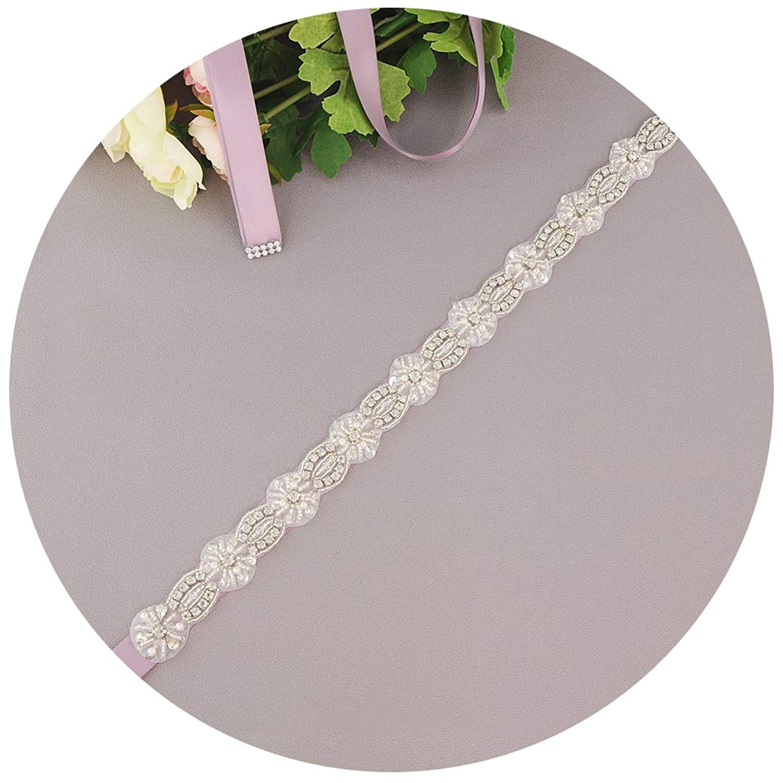 THK-Wedding Bridal belts with rhinestones,Wedding Sash,Bridal Belt Bridal Sash,belts for women