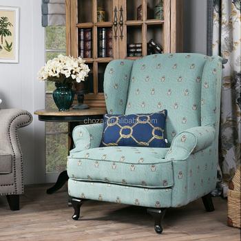F50594-1 American 2017 Latest Sofa Design Living Room Fabric/leather ...