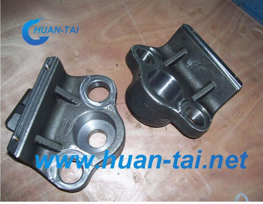 Machined Alloy Casting Trailer Parts