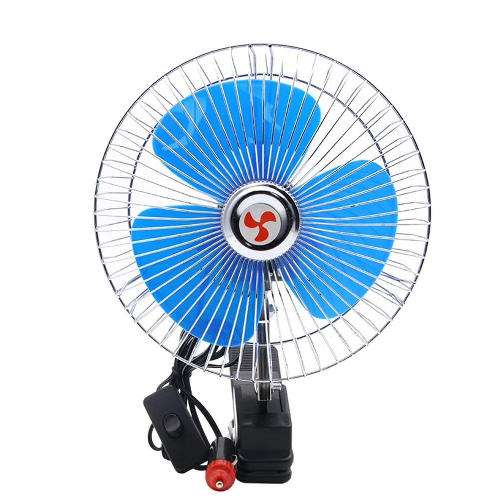 <strong>Portable</strong> Electric All-Round Circulator <strong>Ventilation</strong> 12 volt Car Cooling fan