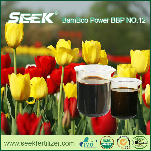 SEEK organic liquid fertilizer concentrate