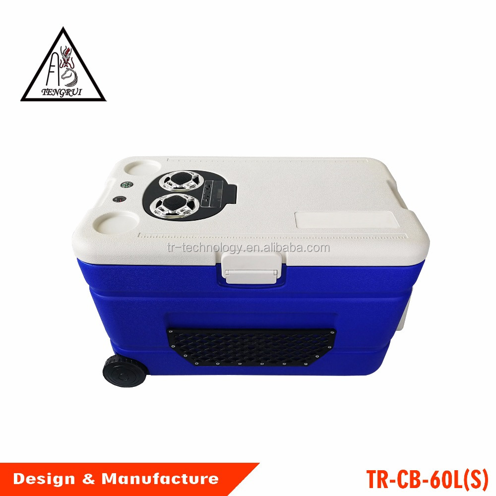 cooler box with Bluetooth Speakers SGS factory audit