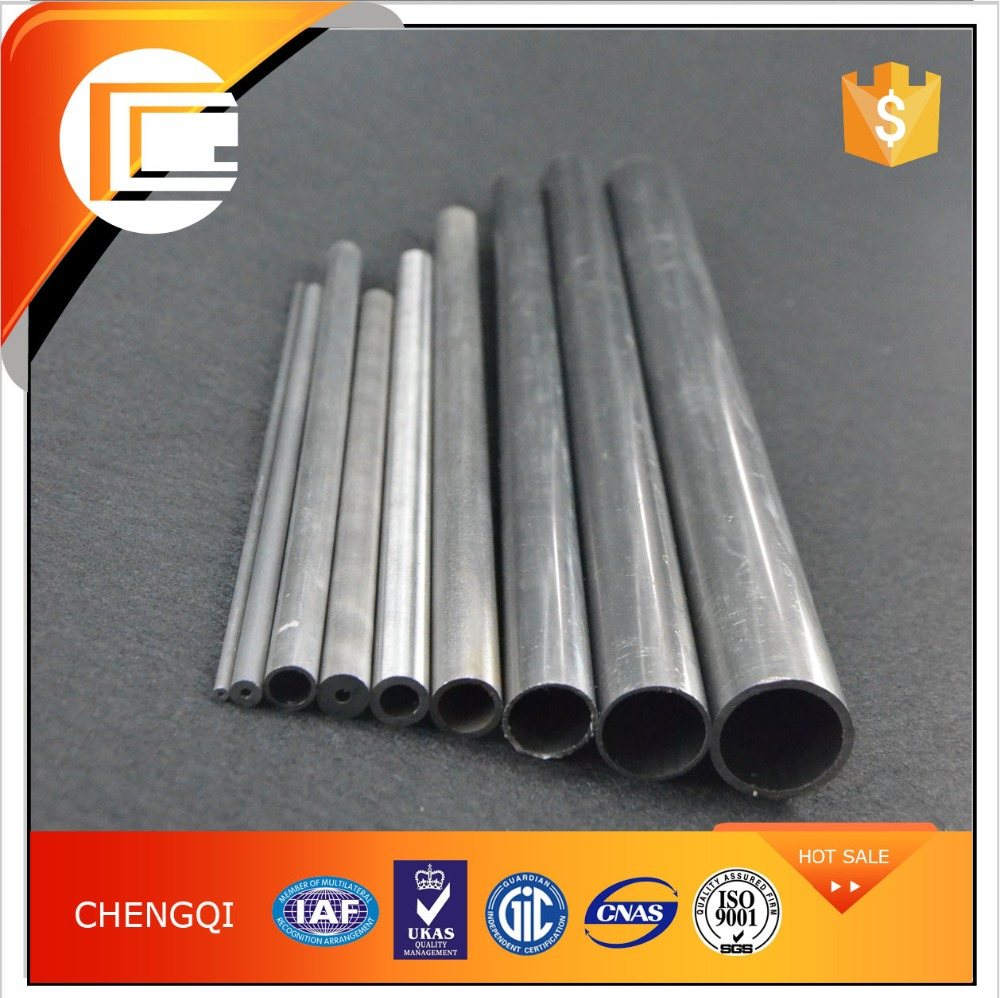 Cold Rolled JIS SCM430 Hollow Section Seamless Chromoly Round Steel Pipes