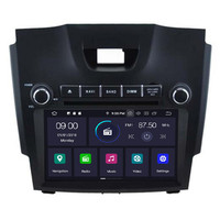 Hifimax Android 9.0 Car DVD player with GPS Navigation for Chevrolet s10 isuzu D-max autoradio Navi Head unit 2G Ram +16G Rom