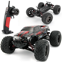 Best seller 2.4G Full proportion 1/12 scale High Speed Monster Truck Electric RC Truck for children