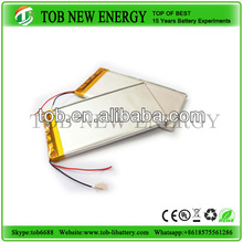 li ion polymer battery cell 3.7v /lithium ion battery technology