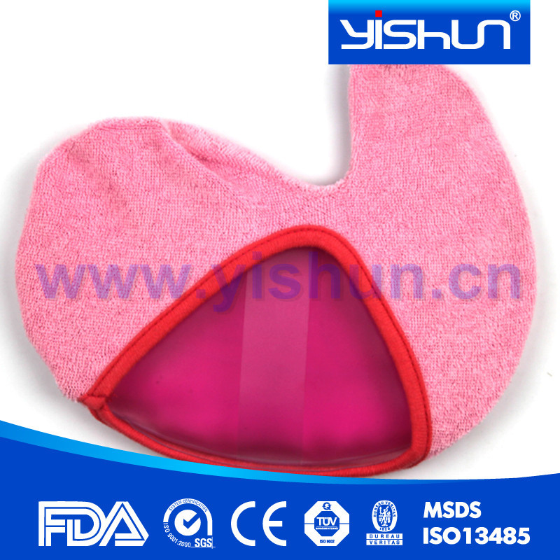 therapy breast gel warming hot pad