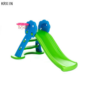 ATTRACTIVE!! KRX-2104 kids indoor plastic mini slide