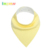 Wholesale 100% cotton bandana baby bib