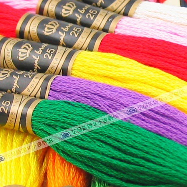 2017 Organic Embroidery Thread Handmade Cotton Thread Buy