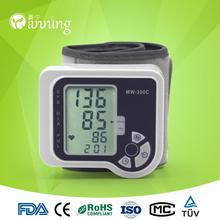 Wide varieties accessory of sphygmomanometer,medical equipment,blood pressure monitor with big lcd