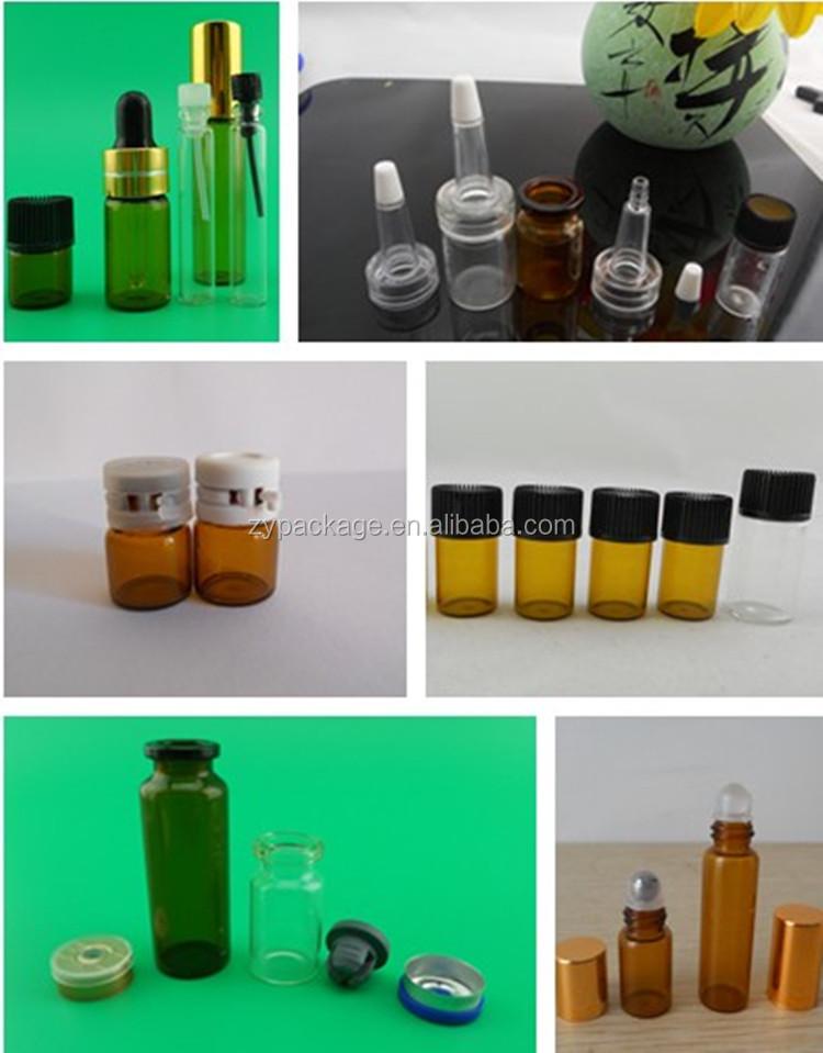 1 Ml Sample Vials 1ml Small Amber 1 Ml Vial 2ml 3ml 5ml Sample ...
